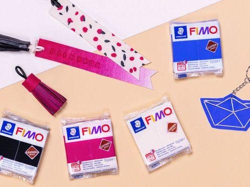 Fimo Læder effect